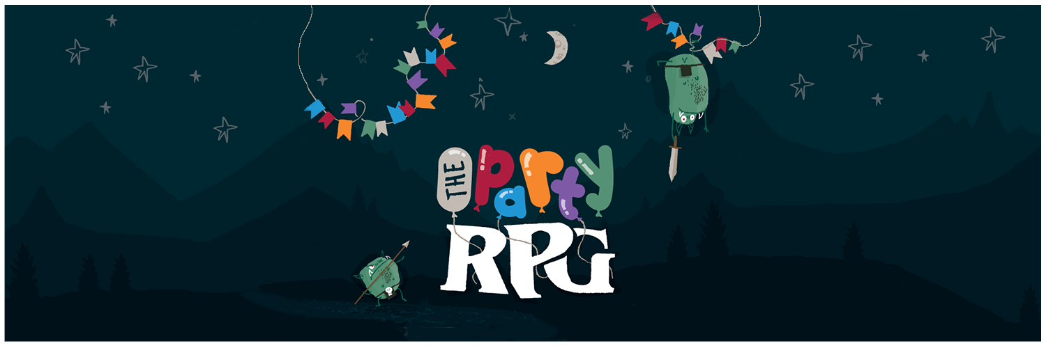 Party RPG Banner
